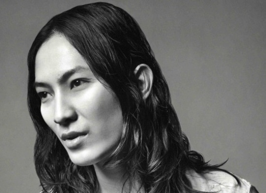 Alexander Wang. Preferred fashion leader...