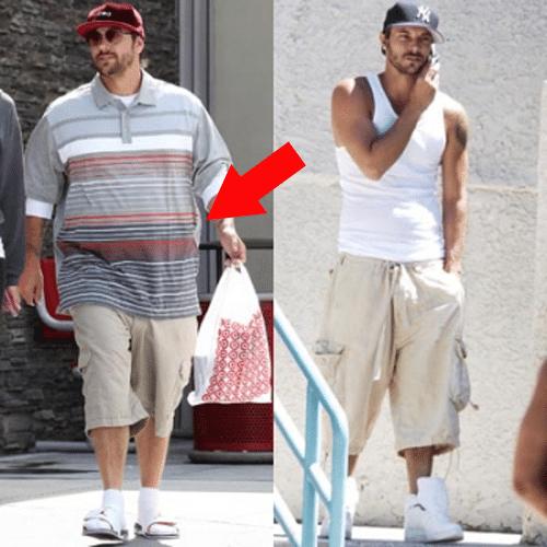 James Franco pulls of a drug dealer look by modeling himself off K Fed.