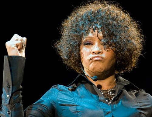 Whitney Houston: Whitney Houston Had Just $29 000 In Her Bank Account. So