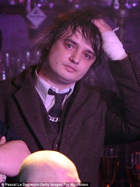 Pete Doherty- a fuller self.