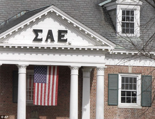 More than a quarter of Sigma Alpha Epsilon's brotherhood has been accused of hazing after a former pledge said he and others were forced to swim in a kiddie pool of vomit and other bodily fluids