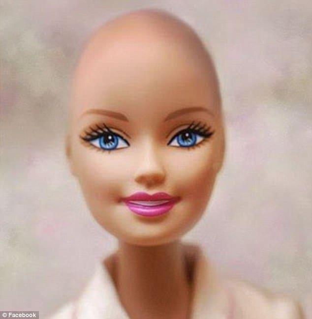 Facebook Has Been Heard; Mattel To Produce Barbie's Bald Friend.