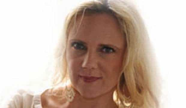 Samantha Brick- too beautiful for words. Image via menmedia.co.uk
