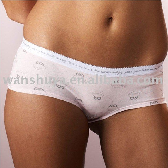 Girls Cotton Underwear