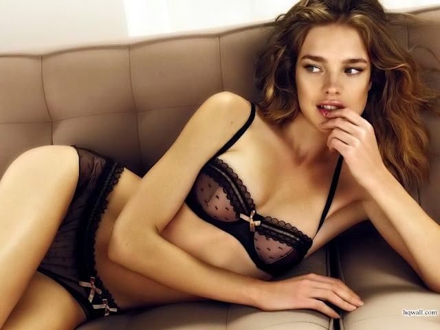 Natalia Vodianova pisses off fashion bloggers when she opines its better to be skinny than to be fat.