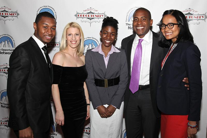 4th Annual Night of Opportunity benefiting The Opportunity Network.