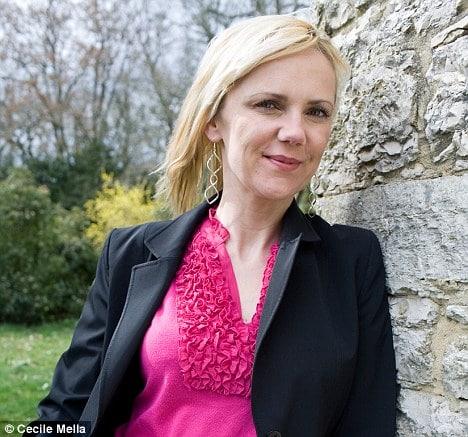 Samantha Brick. Image via dailymail.co.uk