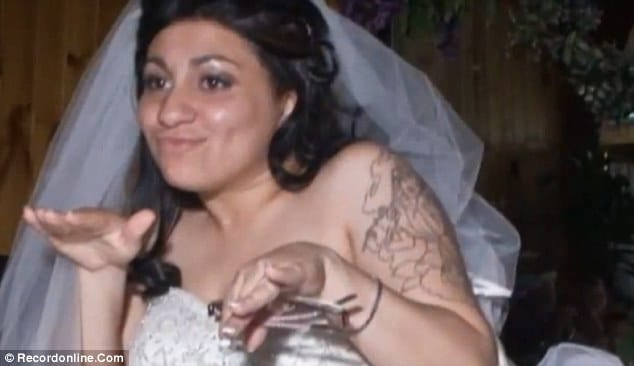 Bride with fake cancer indicted for scamming friends and relatives to pay for lavish wedding and honeymoon.