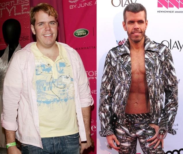Perez Hilton Fat