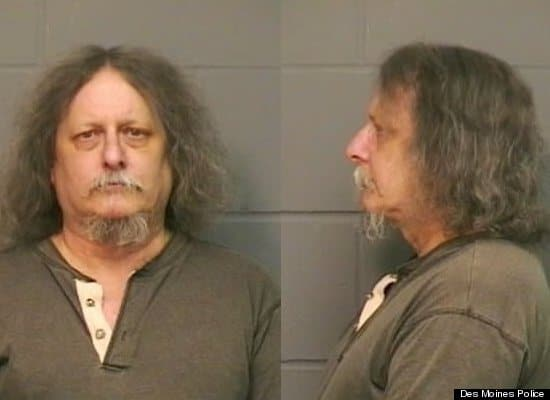 Oh no! IT Administrator arrested after video shows him peeing on four female co workers chairs over course of 5 months.