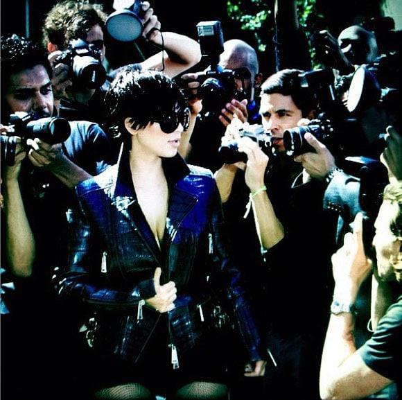 Kim Kardashian for L'uomo Vogue