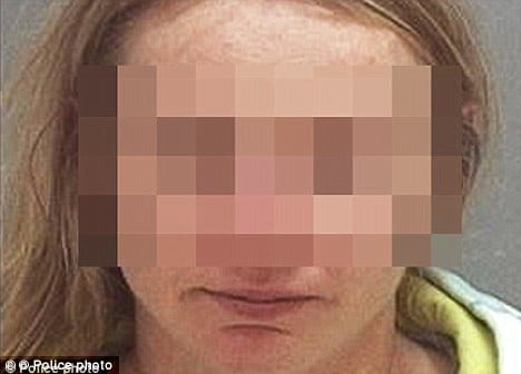Scumbag mother facilitates nude photos of her 13 year old daughter to girls 30 year old boyfriend.