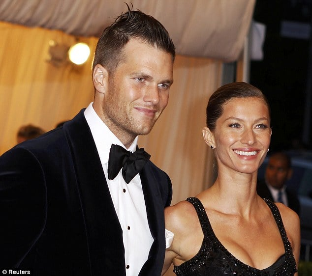 Tom Brady would like to show off his new hairstyle courtesy of the Met.