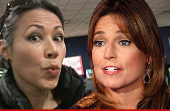 Ann Curry Fired: Ann haggling for $20 million exit money and NBC confirms Savannah Guthrie.
