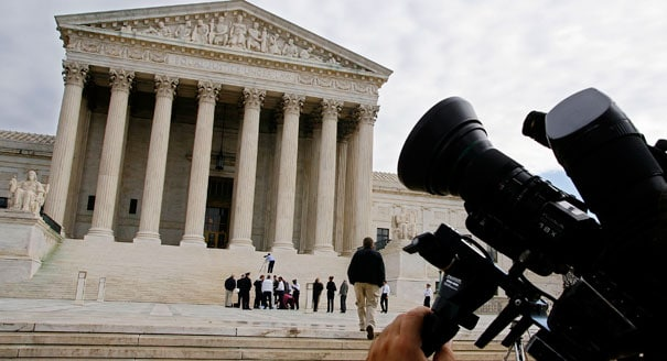 A decision ion Obama's health care plan by the Supreme court is expected by this Thursday.