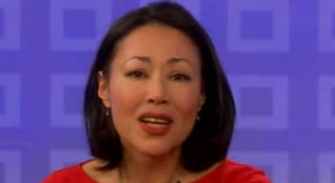 Ann Curry om her last day on the NBC's 'the Today' show