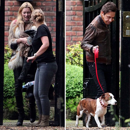 Kate Moss new dog