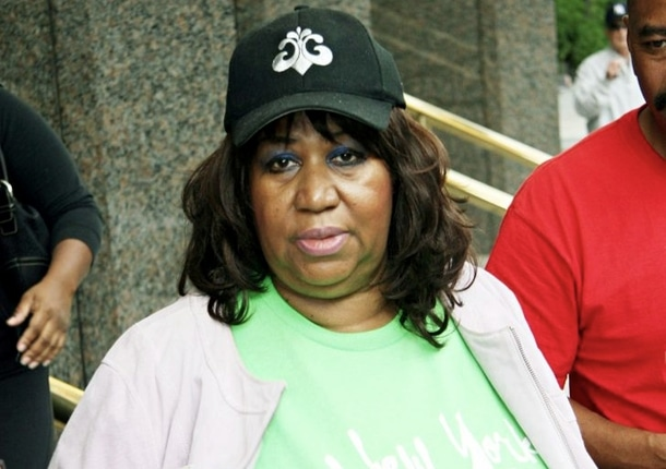 Aretha Franklin eats $40 000 for left over snacks.