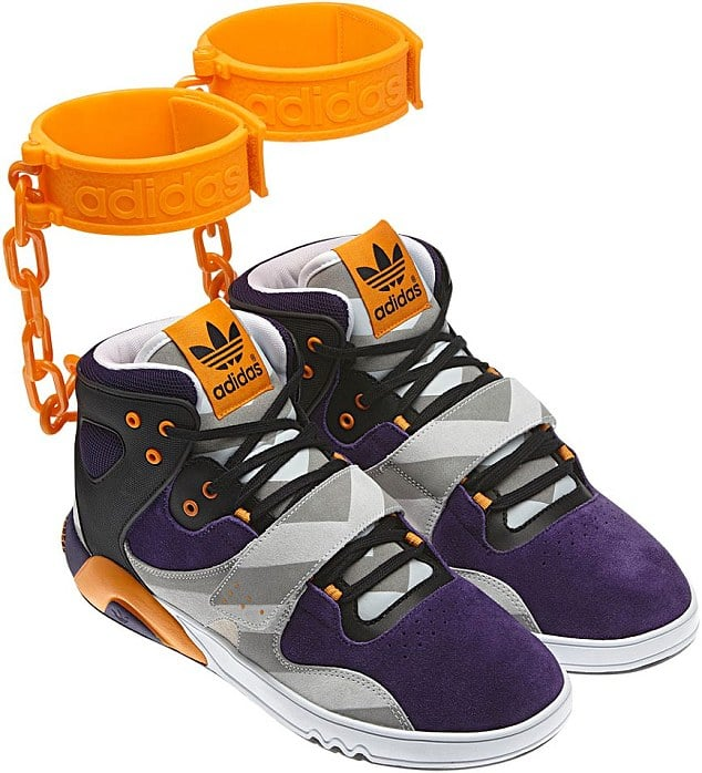 Adidas shackle shoe