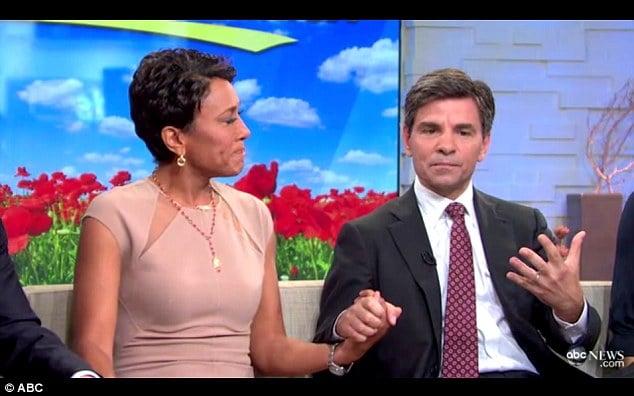 GMA host Robin Roberts announces she has a blood and bone marrow disease.