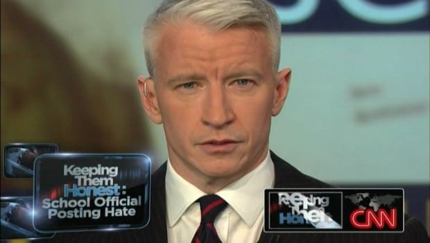 Anderson Cooper is officially gay!