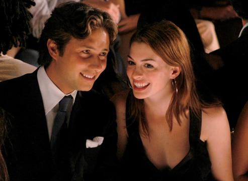 Raffaelo and Anne Hathaway