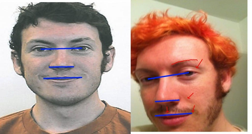 James Holmes Adult Friend Finder sex profile believed to be authentic. Will you visit me in prison?