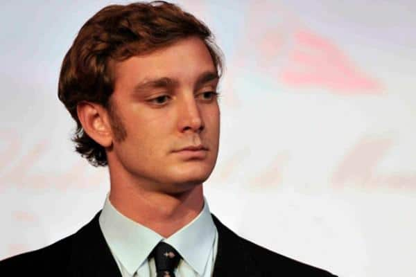 Pierre Casiraghi; 'Adam you bixch you said some means shit about me!'