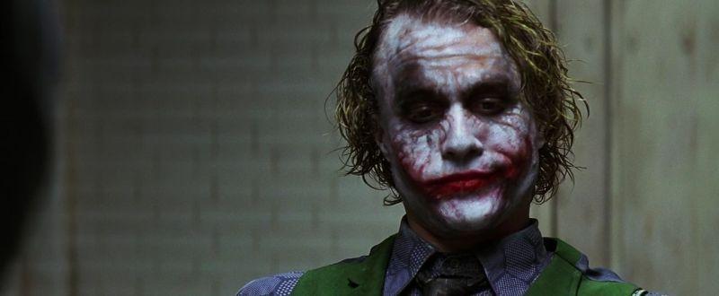 James Holmes as the joker?