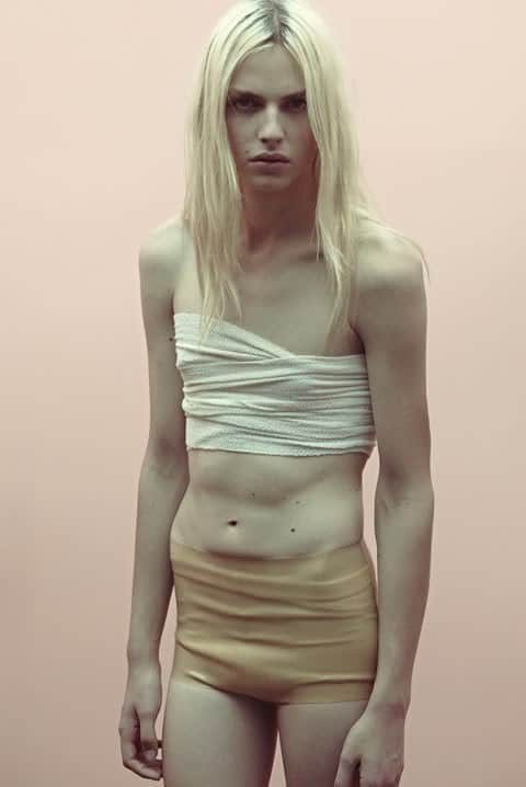 Finally my hawt bixch Andrej Pejic is getting a reality show...