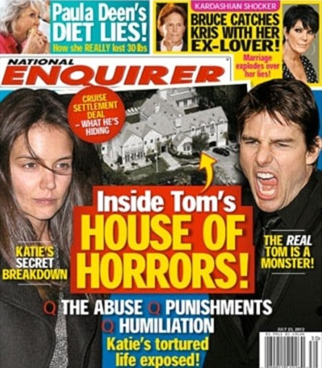 National Enquirer lawsuit