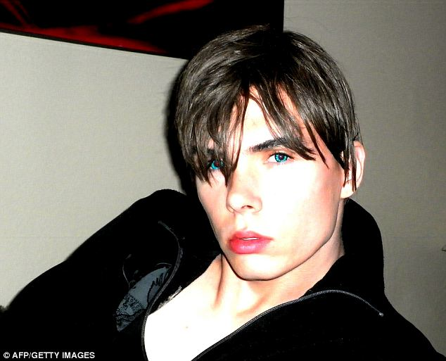 Canadian bi sexual porn star and cannibal Cannibal Luka Rocco Magnotta