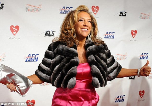 Denise Rich is simply too rich to touch...