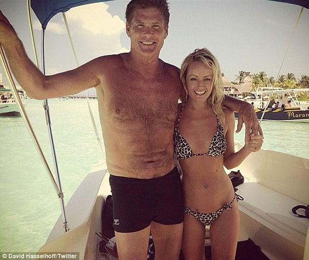 David Hasselhoff and his piece are preferred hawt bixches too....