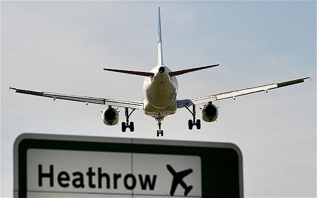 Tempers are reaching at a boiling point as bottlenecks in service at Heathrow airport become common.
