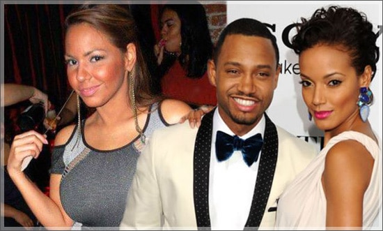 Them three are all hawt bixches: LIza Irizarry, Terrence J, Selita Ebanks