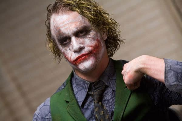The Dark Knight; the Joker. Was this the inspiration behind the attack?