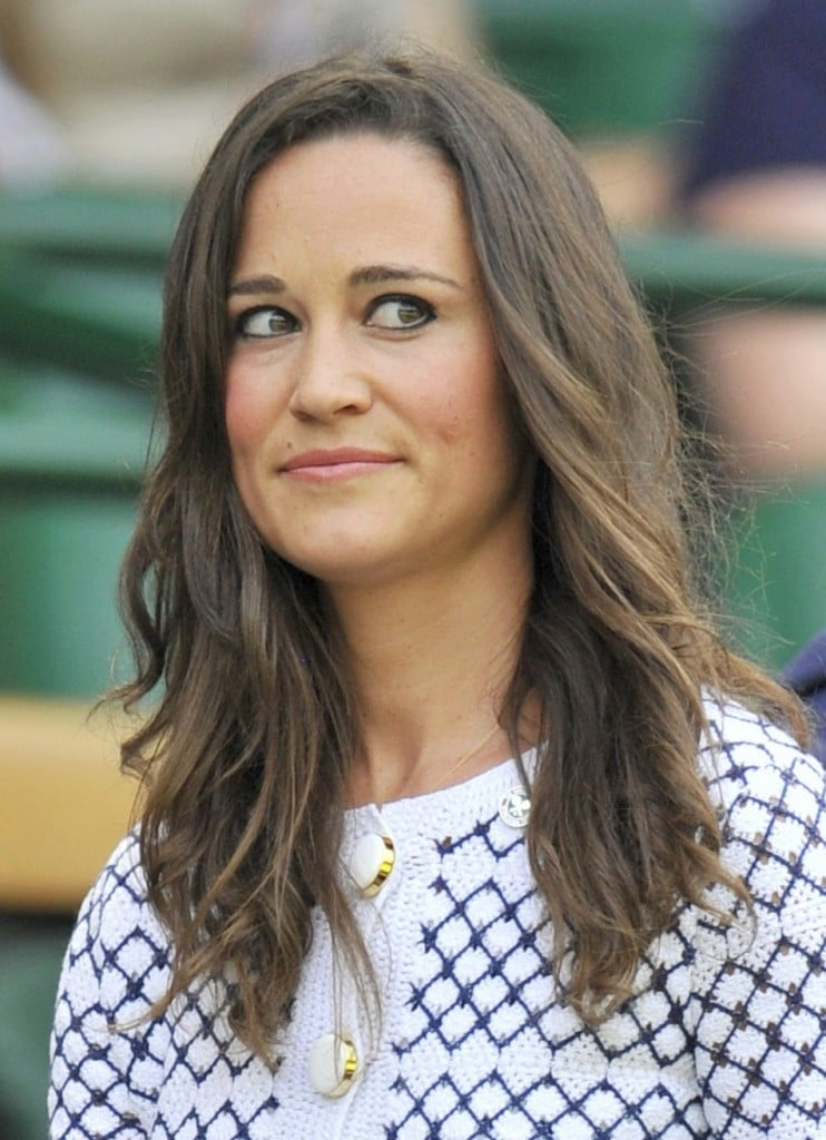 Oh my! Pippa Middleton upset by Karl Lagerfeld comments.