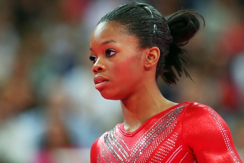 Gabby Douglas insists you all stop worrying about her hair. Why all the fuss?