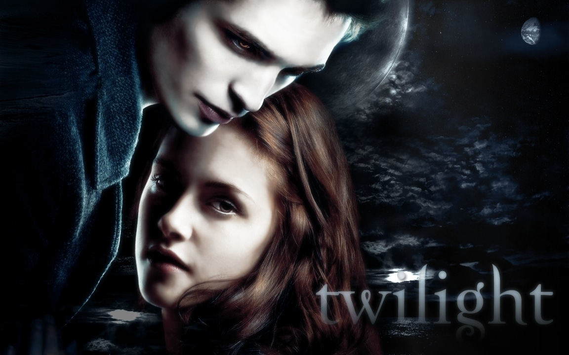 Robert Pattinson and Kristen Stewart for the Twilight series.