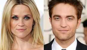 Reese Witherspoon and Robert Pattinson