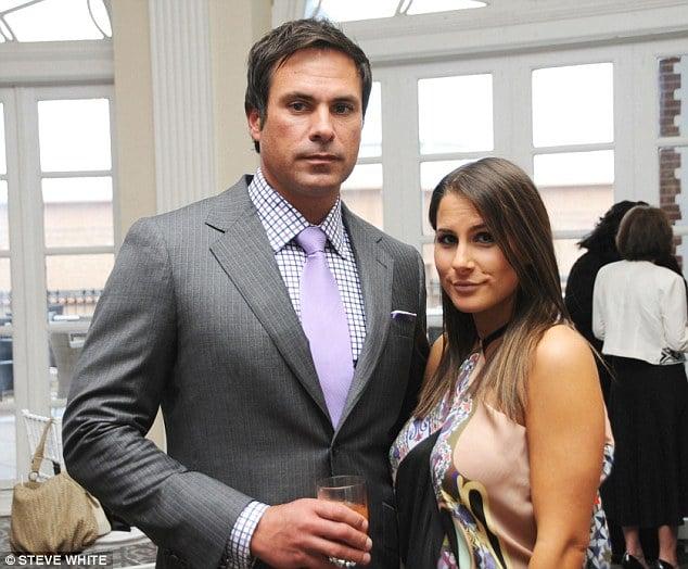 Thomas 'TJ' Earle and Ashley Dupre