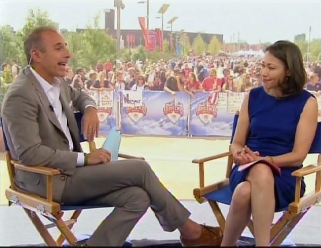 Matt Lauer is not adored by Ann Curry. Should we be surprised