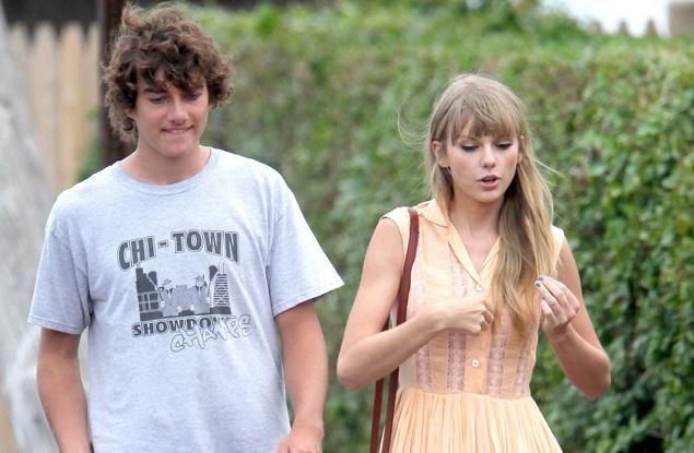 Conor Kennedy and Taylor Swift are also preferred hawt bixches...