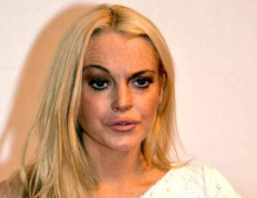 Lindsay Lohan is always a preferred hawt bixch