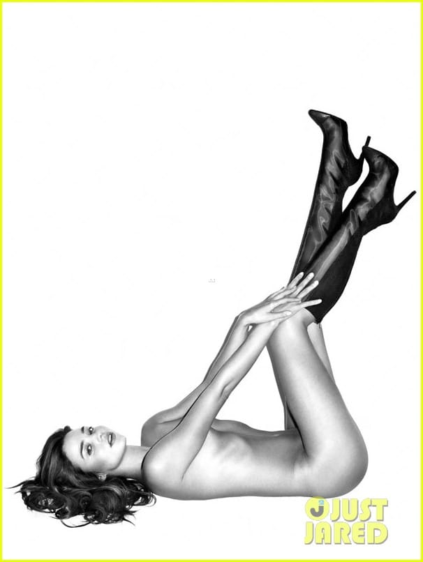 Miranda Kerr bares all, yet again