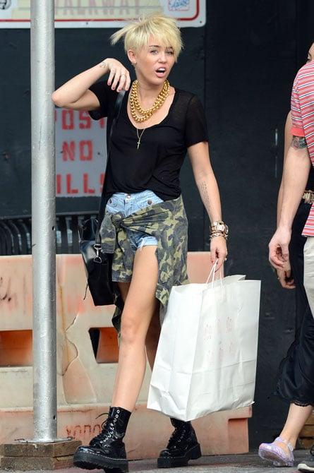 Miley Cyrus is always a preferred hawt bixch.