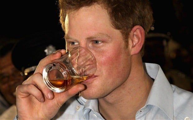 Prince Harry is a preferred hawt bixch