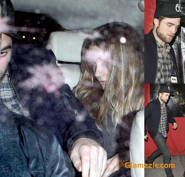 Robert Pattinson fans hostilely respond to assertions that he is cheating behind Kristen Stewarts back.