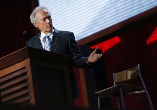 Clint Eastwood is also a preferred hawt bixch